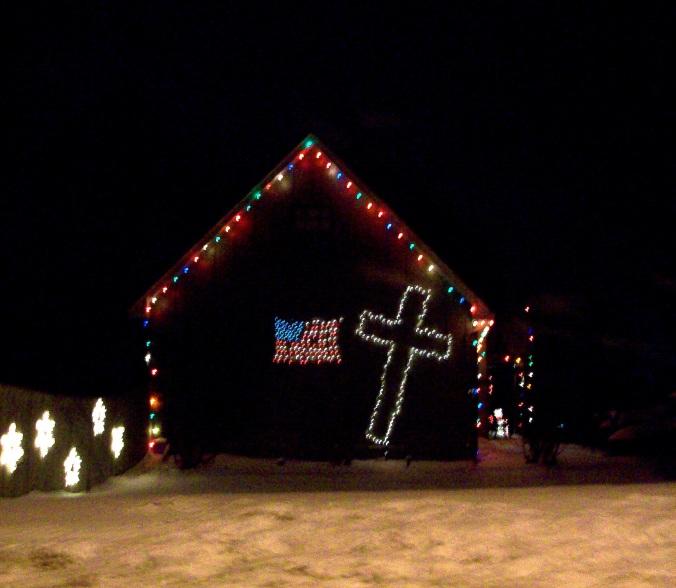 Religious Patriotic House