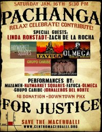 Pachanga for Justice