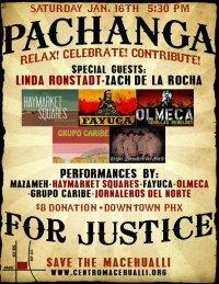 Pachanga for Justice