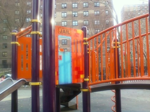 Public Housing Playground Jail