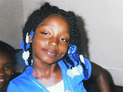 Aiyana Jones, murdered by police, age 7