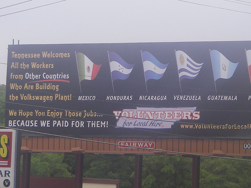 Tennessee Jobs Billboard