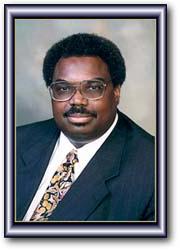 Democratic Alabama State Senator Hank Sanders