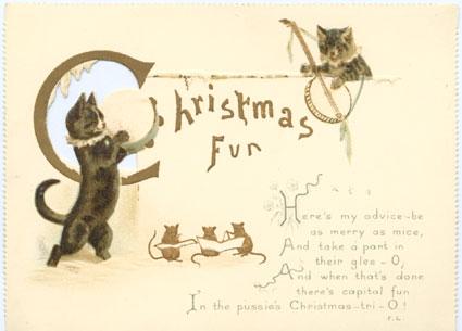 Christmas Fur