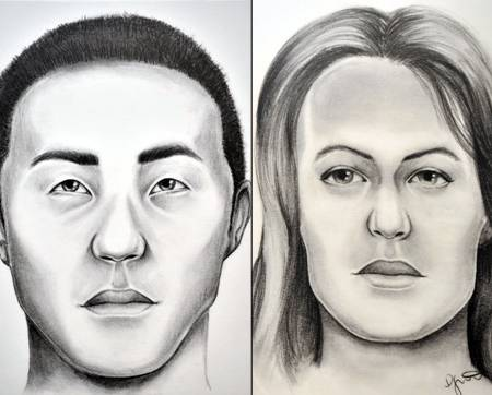 Gilgo Beach Victim Sketches